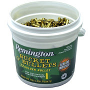 Remington 22LR Bucket O' Bullets Rifle Ammo – 1400 Rounds