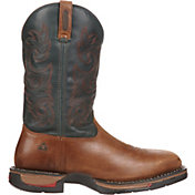 "Rocky Men's Long Range 12"" Waterproof Western Boots"