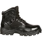 "Rocky Men's AlphaForce 6"" Waterproof Composite Toe Work Boots"