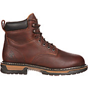 Rocky Men's IronClad 6'' Waterproof Work Boots