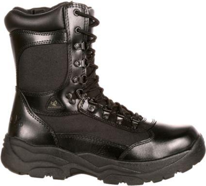 """Rocky Men s Fort Hood 8"""" Waterproof Work Boots  d5886e2d0621"""