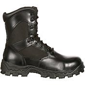 "Rocky Men's AlphaForce Composite Toe 8"" Waterproof Work Boots"