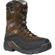 Rocky Men's BlizzardStalker PRO Mossy Oak 1200g Waterproof Winter Boots