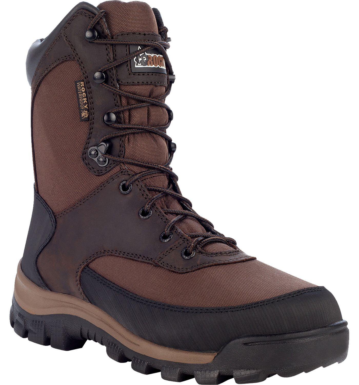 "Rocky Men's Core 8"" Waterproof 800g Hunting Boots"