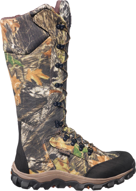 50b36779d0bb Rocky Men s Lynx Mossy Oak Break-Up Waterproof Snake Boots 1
