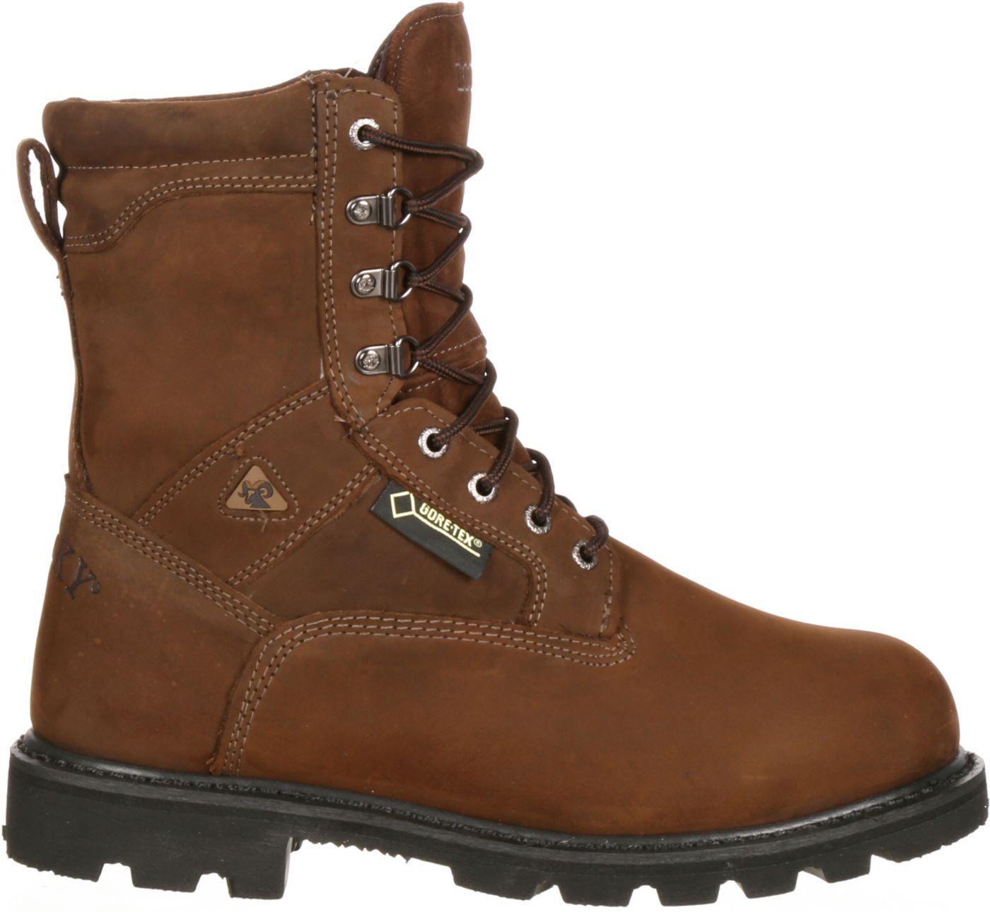 Rocky Men's Original Ranger GORE-TEX 600g Steel Toe Work Boots