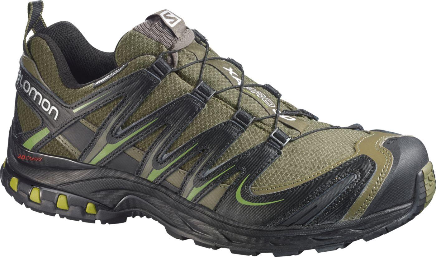 Salomon Men's XA Pro 3D Waterproof Trail Running Shoes