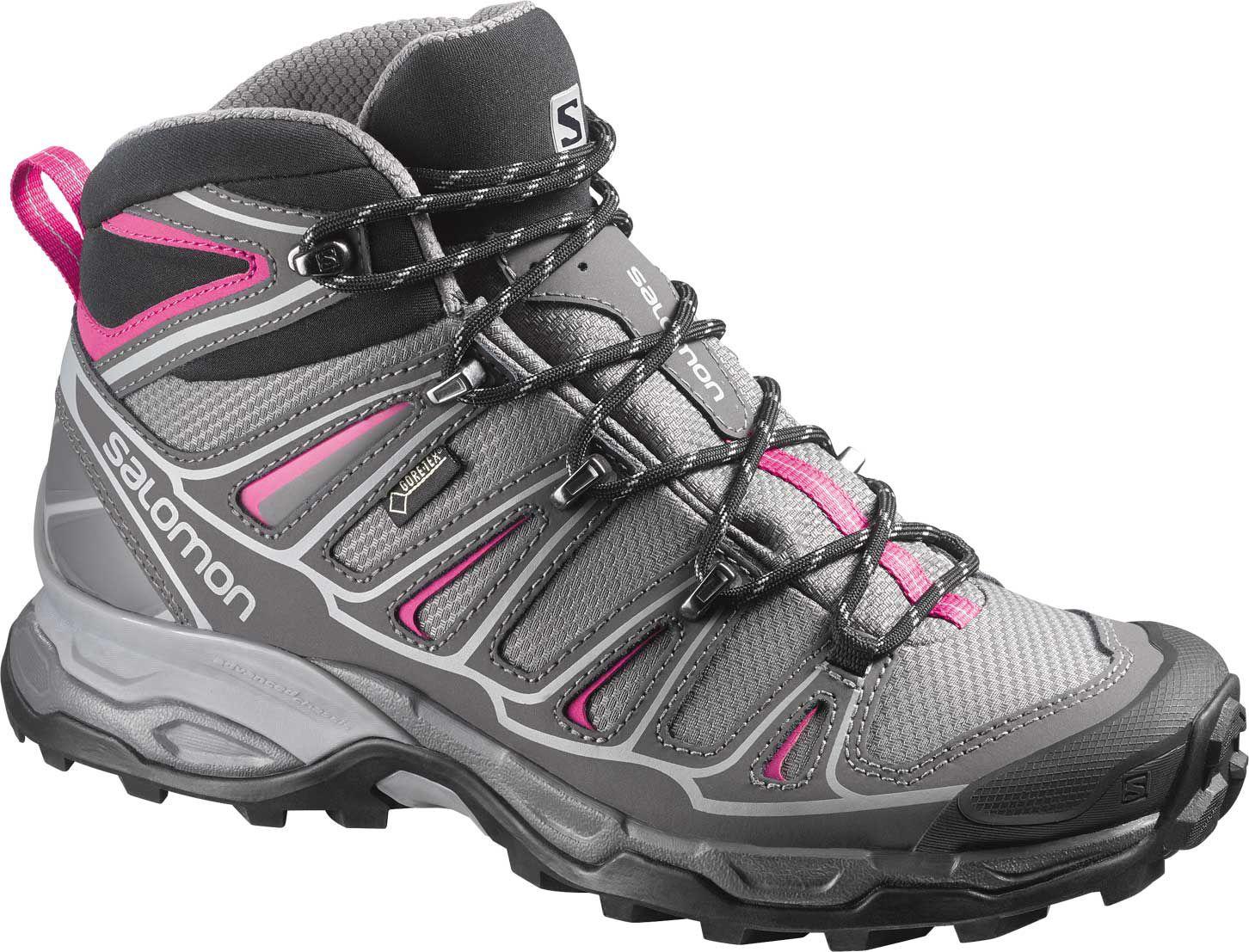 98b2eb8b55bb Salomon Women s X Ultra Mid 2 GORE-TEX Hiking Boots