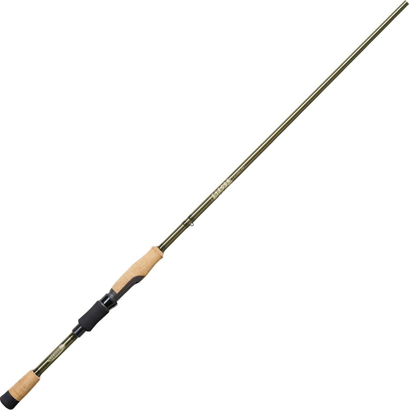 St. Croix Eyecon Spinning Rod