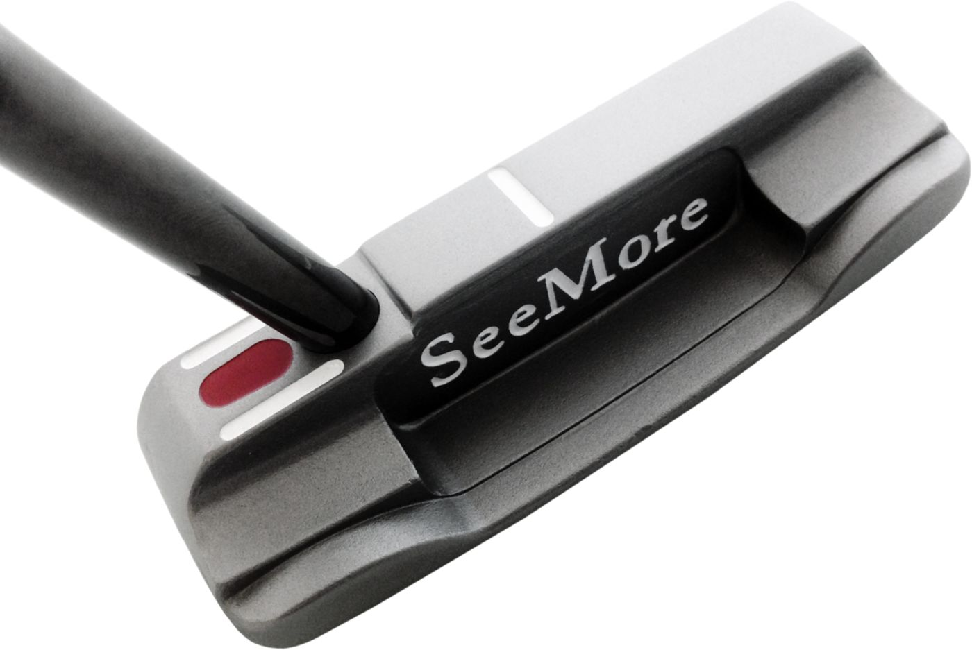 SeeMore PTM2 Platinum Offset Putter