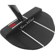 SeeMore Si5 Black Putter
