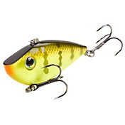 Strike King Red Eyed Shad Lipless Crankbait with Lazer TroKar Hooks