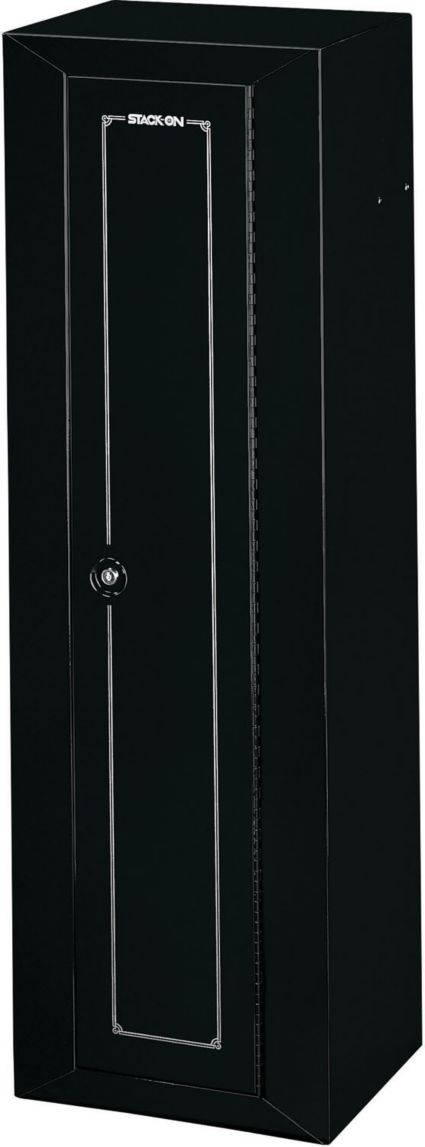Gun Security Cabinet >> Stack On 10 Gun Compact Steel Security Cabinet