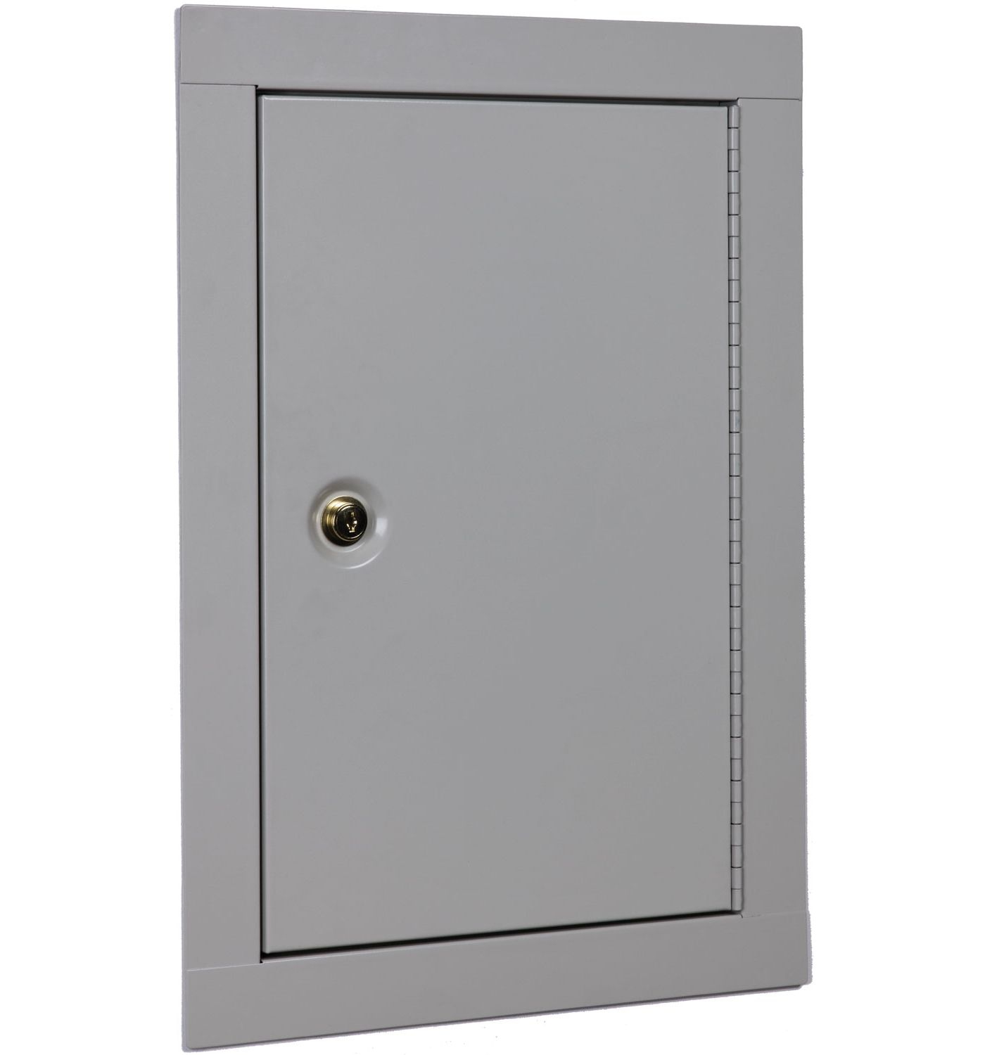 Stack-On Medium In-Wall Steel Cabinet