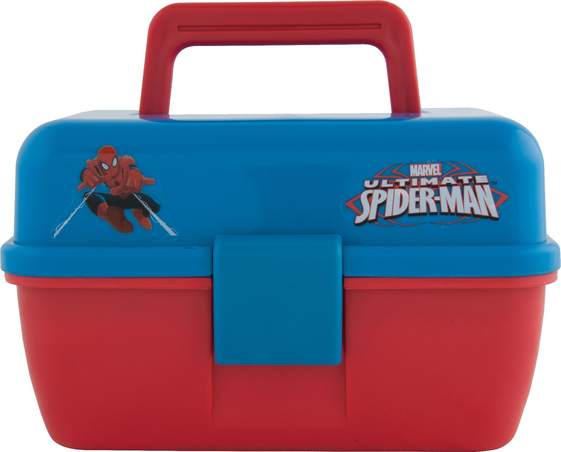 Shakespeare Pullout Spiderman Tackle Box, Kids