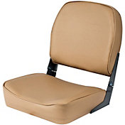 Shoreline Marine Low Back Folding Marine Seat
