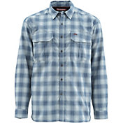Simms Men's Coldweather Long Sleeve Shirt
