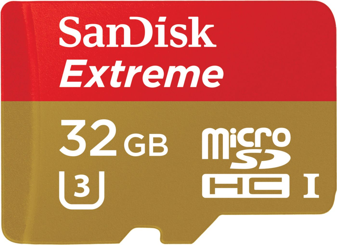SanDisk Extreme microSDHC 32 GB Memory Card