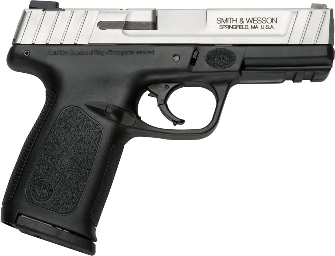 Smith Wesson Sd9 Ve Pistol Field Stream
