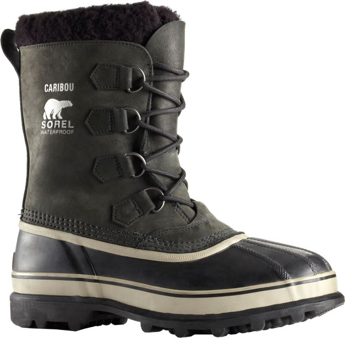 SOREL Men's Caribou Waterproof Winter Boots