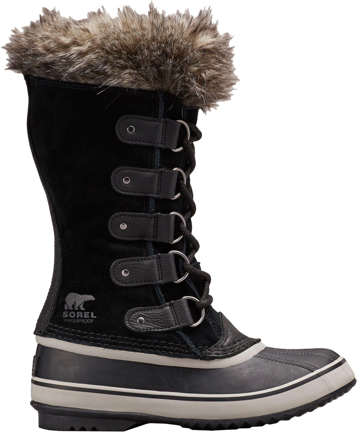 SOREL Women's Joan of Arctic Insulated Waterproof Winter Boots