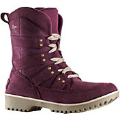 SOREL Women's Meadow Lace Insulated Winter Boots
