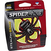SpiderWire Stealth Hi-Vis Yellow Braided Fishing Line