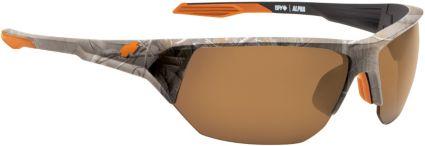 SPY + Men's Realtree Alpha Polarized Sunglasses