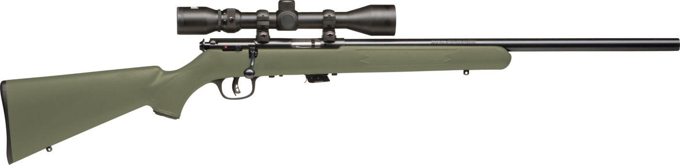 Savage Arms 93 FVXP Bolt-Action Rifle