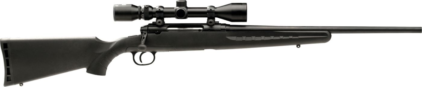 Savage Arms Axis XP Bolt-Action Rifle - Compact