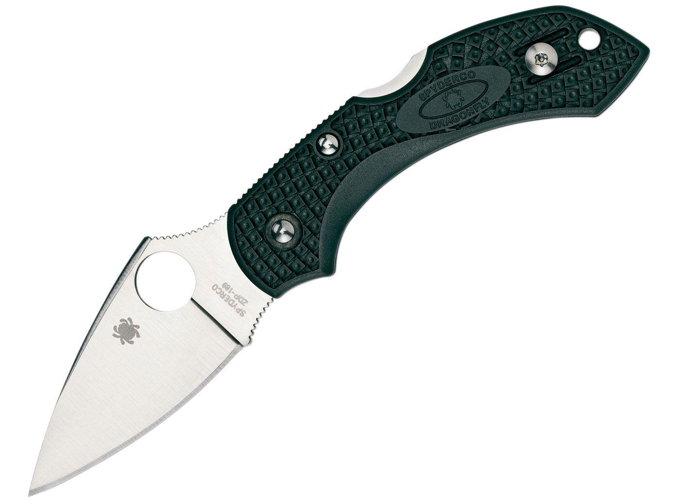 Spyderco Knives Dragonfly 2 Spear Point Knife