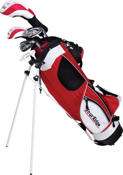 Tour Edge Kids' HT Max-J Complete Set (Ages 5-8)