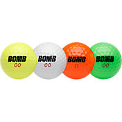 Top Flite Bomb Explosion Multi-Color Golf Balls – 24 Pack