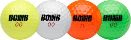 Top Flite Bomb Explosion Multicolor Golf Balls - 24 Pack