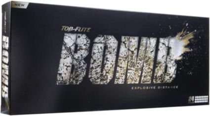 Top Flite Bomb Golf Balls - 24 Pack