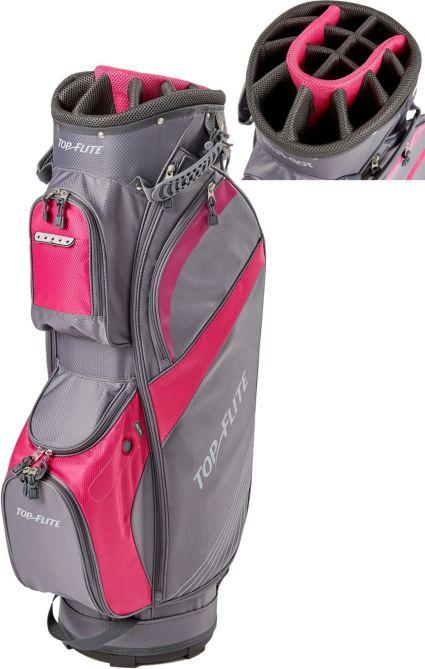Top Flite Women's Lightweight Cart Bag