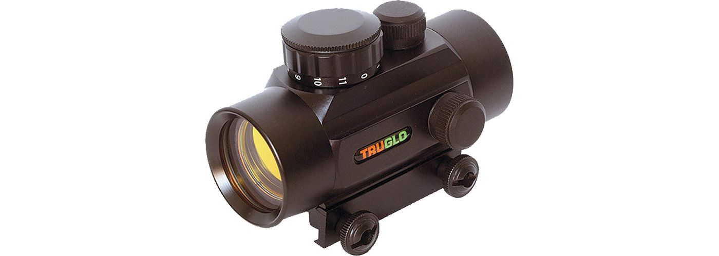 TRUGLO Red Dot Sight Scope