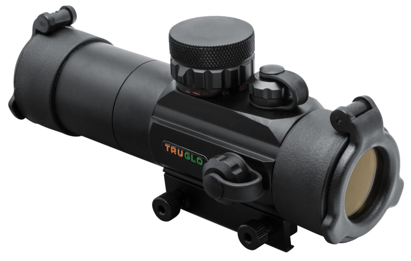TRUGLO Gobble Stopper Dual Color 1x30 Rifle Scope