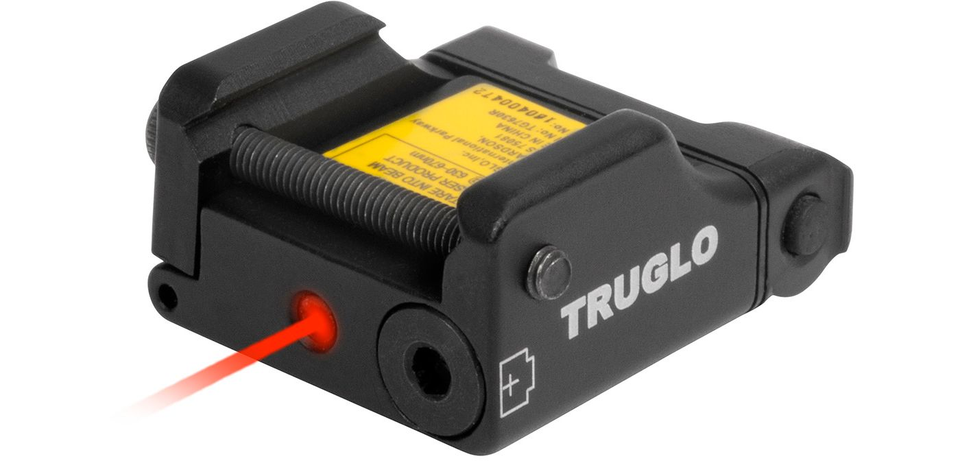 TRUGLO Micro Tac Laser – Red
