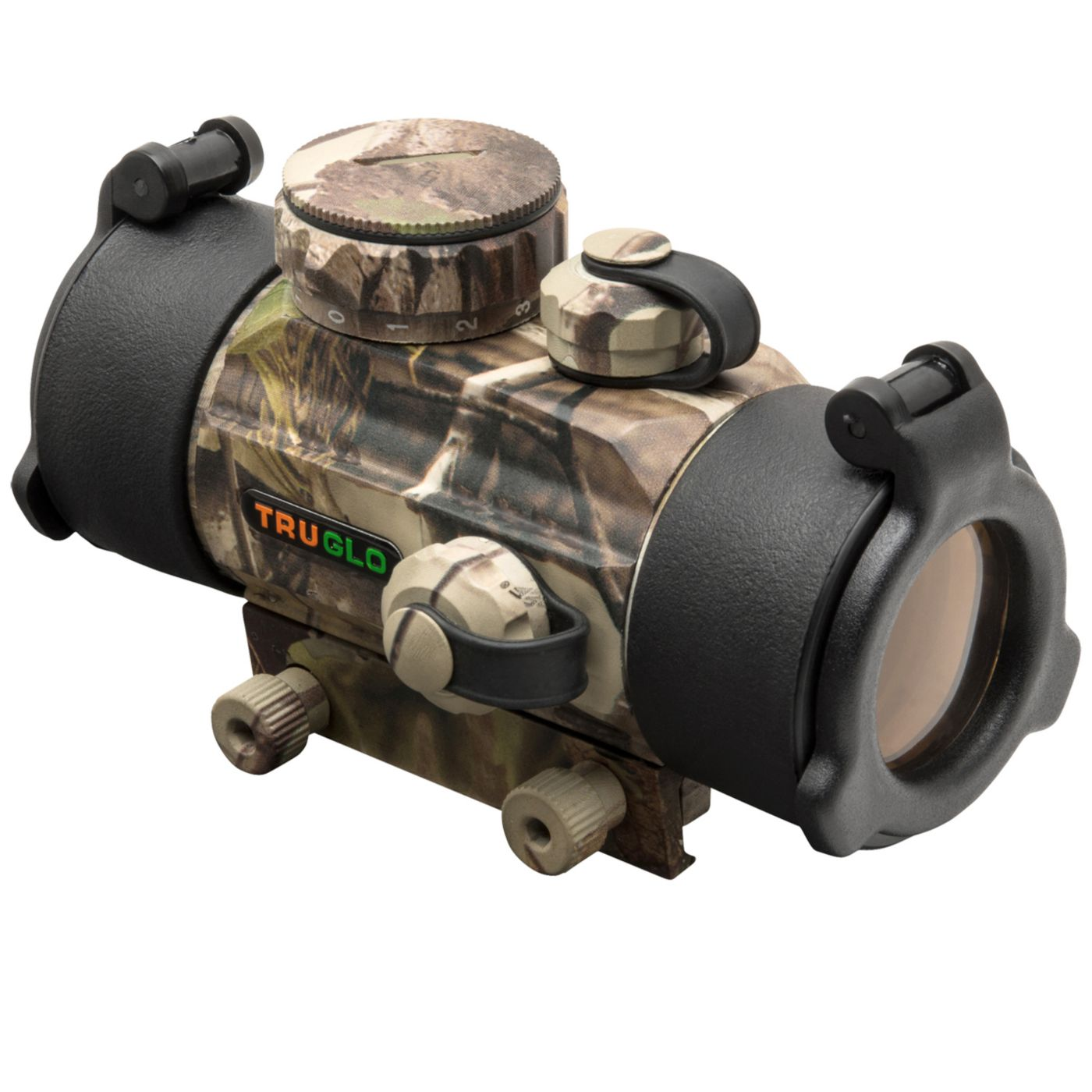 TRUGLO 30mm Red Dot Crossbow Scope