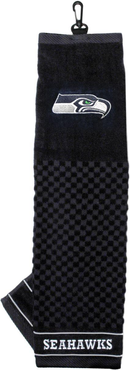 Team Golf Seattle Seahawks Embroidered Towel