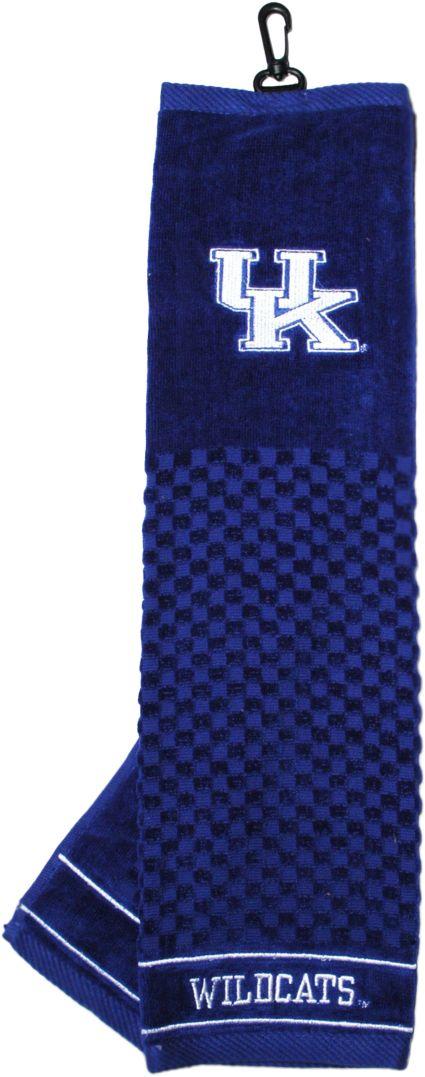 Team Golf Kentucky Wildcats Embroidered Towel