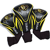 Team Golf Colorado Buffaloes Contour Headcovers - 3-Pack