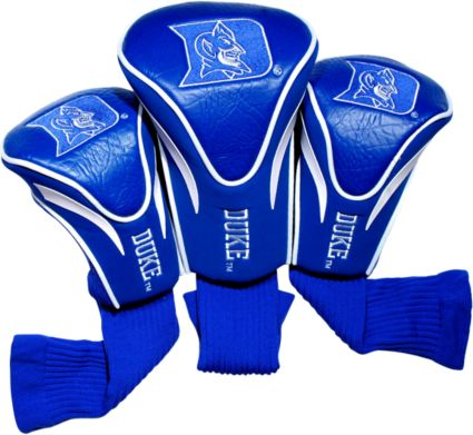 Team Golf Duke Blue Devils Contour Sock Headcovers - 3 Pack