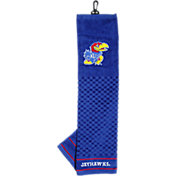 Team Golf Kansas Jayhawks Embroidered Towel