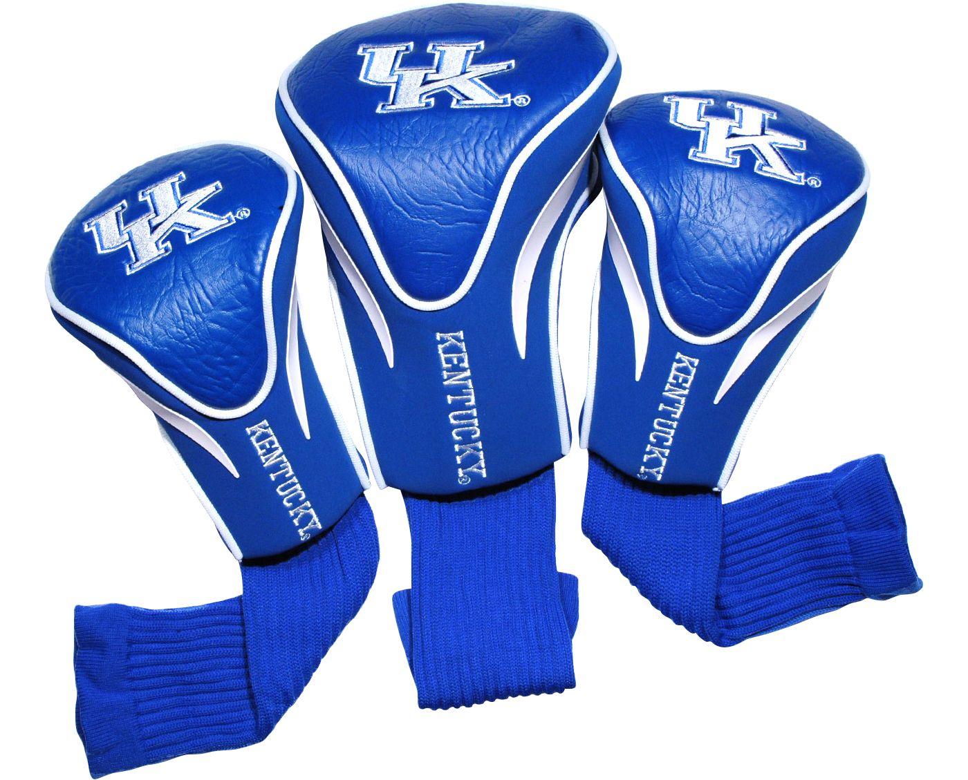 Team Golf Kentucky Wildcats Contour Sock Headcovers - 3 Pack