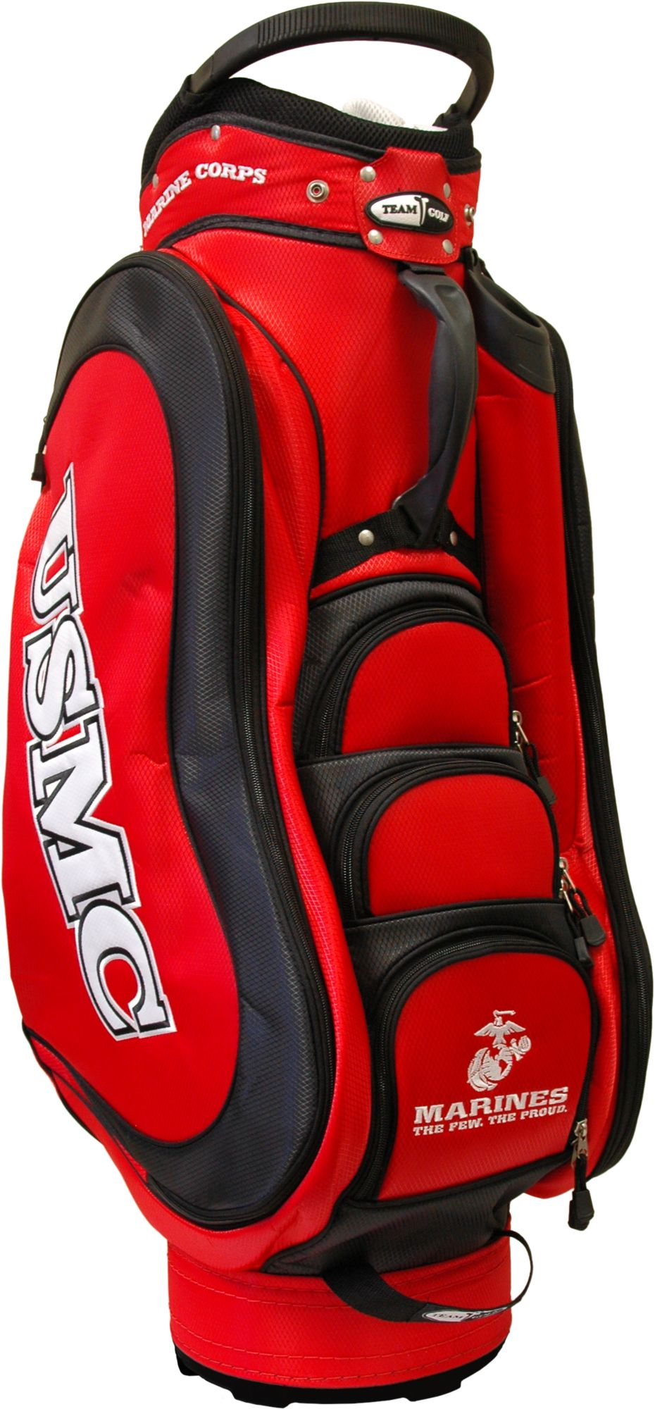 Team Golf Marine Corp Cart Bag