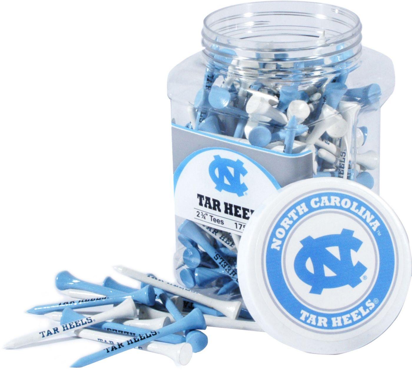 Team Golf UNC Tar Heels Tee Jar - 175 Pack