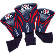 Team Golf Arizona Wildcats Contour Headcovers - 3-Pack