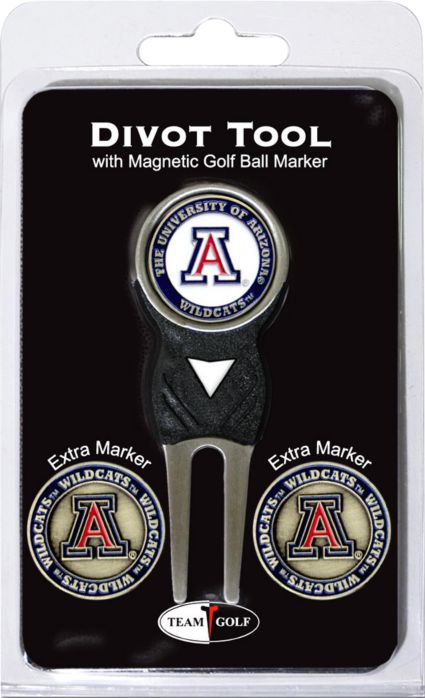Team Golf Arizona Wildcats Divot Tool